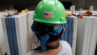 زيادة نمو الوظائف الأمريكية في مايو وتراجع البطالة إلى 5.8%