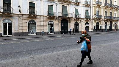 إيطاليا تسجل 73 وفاة جديدة بفيروس كورونا و2557 إصابة