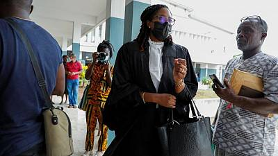 Ghana court delays bail decision for 21 detained LGBT+ activists