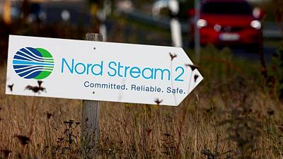 Putin says Nord Stream 2 gas link to be finished as U.S. seeks good European ties