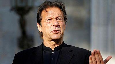 Pakistan seeks Afghan settlement before foreign troop pullout: Khan