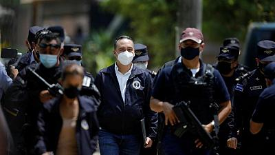 Salvadoran attorney general ends anti-corruption accord with OAS