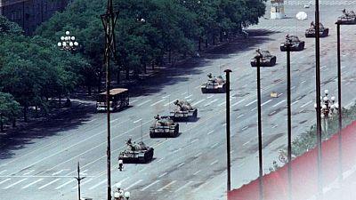 Microsoft says error led to no matching Bing images for Tiananmen 'tank man'