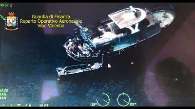 Operazione Gdf. Hanno portato 37 persone trasbordate su barchino