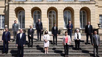 G7 finance ministers agree global minimum tax of at least 15%