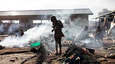 Près de 6000 personnes ont fui des attaques brutales contre des sites de déplacés dans l'est de la République démocratique du Congo (RDC)