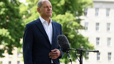 Germany's Scholz says G7 deal can be 'good story' for low-tax Ireland
