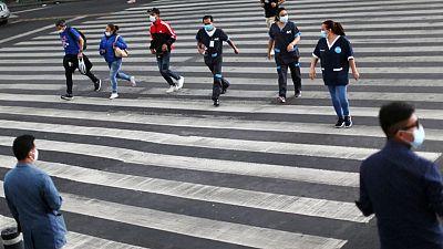 المكسيك تسجل 186 وفاة جديدة بفيروس كورونا
