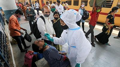 India to ease lockdown rules as coronavirus case numbers decline