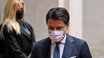 Italy's 5-star will continue to support govt - former PM Conte to paper