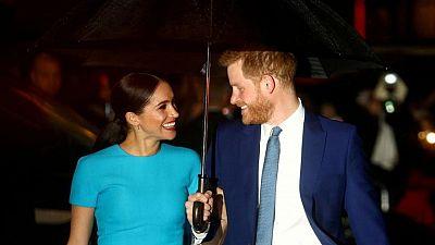 هاري وميجان يطلقان على مولدتهما إسما مشتقا من إسمي الملكة وديانا
