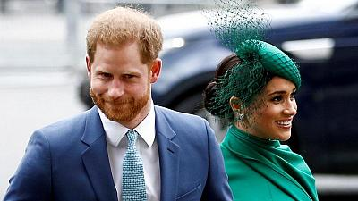 Reactions to birth of Meghan and Harry's baby
