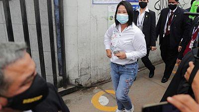 Derechista Keiko Fujimori lidera sondeo a boca de urna en elección en Perú: Ipsos