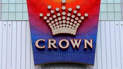Australian financial crime watchdog widens casino probe, pressures Crown Resorts buyout