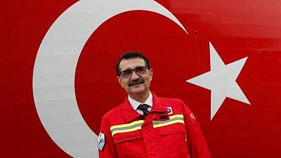 تركيا تتوقع ما يصل إلى 20 مليار متر مكعب سنويا من الغاز الطبيعي من البحر الأسود