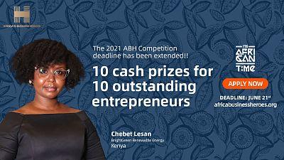 Le concours Africa's Business Heroes agrandit son écosystème de partenaires et étend la période d'inscription