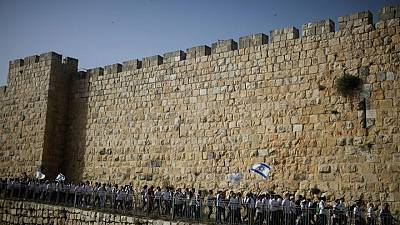 Israeli police bar right-wing march through Jerusalem's Old City