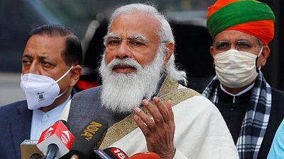 India's Modi PM announces free COVID-19 vaccines for all adults
