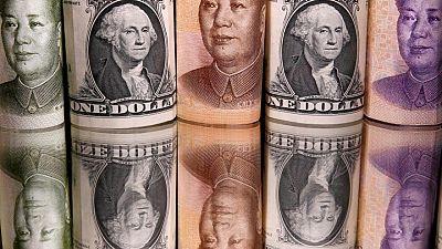 Las reservas de divisas de China aumentan a 3,22 billones de dólares en mayo