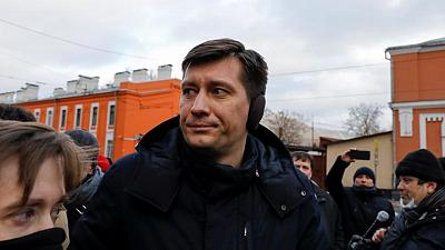 Kremlin critic Dmitry Gudkov says his Russia exit is 'a tactical retreat'