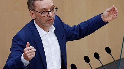 Austrian far-right party picks hard-liner Kickl as next leader