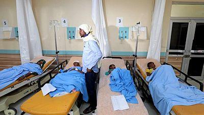 غارة جوية كينية في الصومال تسفر عن مقتل امرأة وطفلها