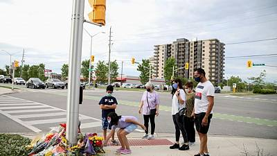 Killing of Canadian Muslim family with truck was hate crime -police