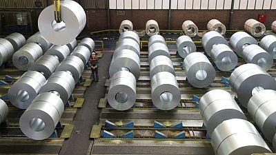 Thyssenkrupp open to idea of German steel merger - CEO Steel Europe