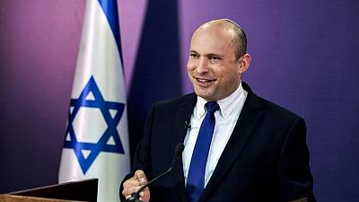 Parliament to vote on new Israeli government on Sunday, Knesset speaker says