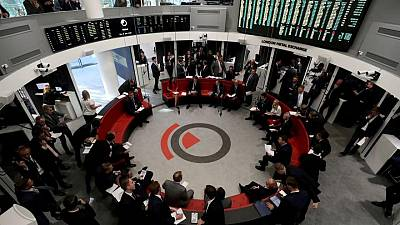 LME to reopen iconic trading floor, but says electronic trading is future