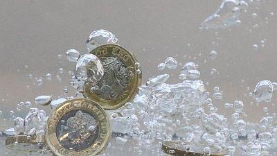 Sterling eases vs. dollar, UK reopening eyed