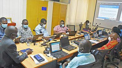 L'OMS appuie le renforcement des capacités sur la Surveillance Intégrée des Maladies et Riposte (SIMR) au Burundi