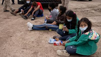 U.S. efforts to reunify families separated at border moving slowly
