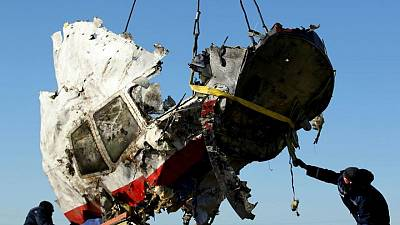 Judge sees evidence of Buk missile being used in downing of MH17 airliner
