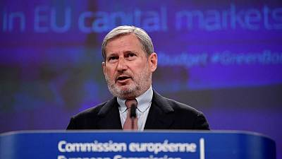EU to commit 311 billion euros to economy via budget, recovery grants in 2022