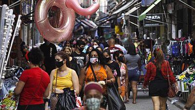 Ventas minoristas de Brasil en abril muestran crecimiento más acelerado para el mes desde 2000