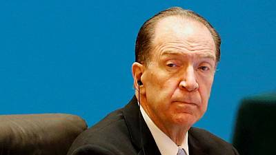 World Bank chief says does not support vaccine intellectual property waiver at WTO