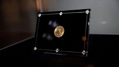 Moneda Double Eagle se vende por un récord de 19,5 millones de dólares