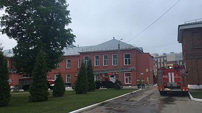 Three killed in Russian COVID-19 ward blaze, official blames ventilator