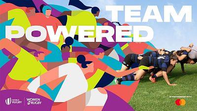 World Rugby se réjouit d'accueillir Mastercard en tant que partenaire mondial fondateur du programme Les Femmes dans le rugby et dévoile une nouvelle campagne marketing