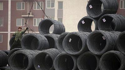China renueva atención sobre precios de materias primas mientras inflación al productor sube