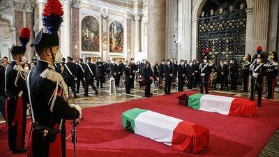 Accusato omesse cautele in relazione all'omicidio due italiani
