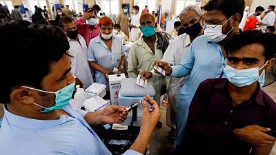 Pakistan commits $1.1 billion for COVID vaccine to cover eligible population