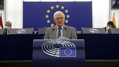 EU considers sending delegation to Hong Kong after electoral law reform