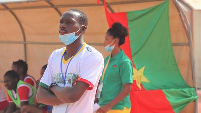 L'equipe feminine de rugby du Cameroun gagne le match test contre le Burkina Faso