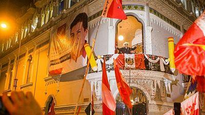Peru's Castillo to respect market economy if declared election winner, says adviser