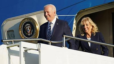 Biden brings a Brexit warning for Britain: Don't imperil N.Irish peace