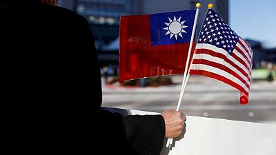 U.S. no longer sees Taiwan as a problem in China ties, official says