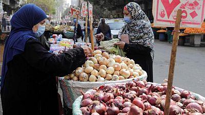 تضخم أسعار المستهلكين بالمدن المصرية يرتفع إلى 4.8% في مايو