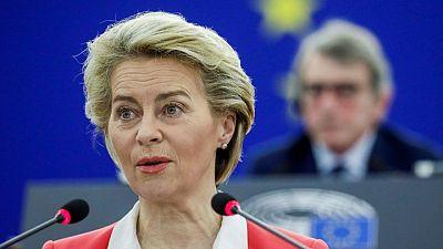 EU's von der Leyen urges unfettered investigation into origins of COVID-19